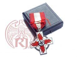 Reichsfeuerwehr-Ehrenzeichen 2. Stufe - display